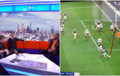 Goals on Sunday panel outraged that Jeff Hendrick wasn't given Burnley's equaliser
