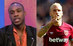 Michail Antonio admits Marko Arnautovic wants to leave West Ham