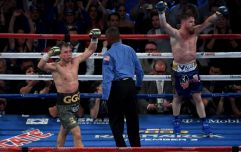 Talks underway for Canelo vs. GGG trilogy fight