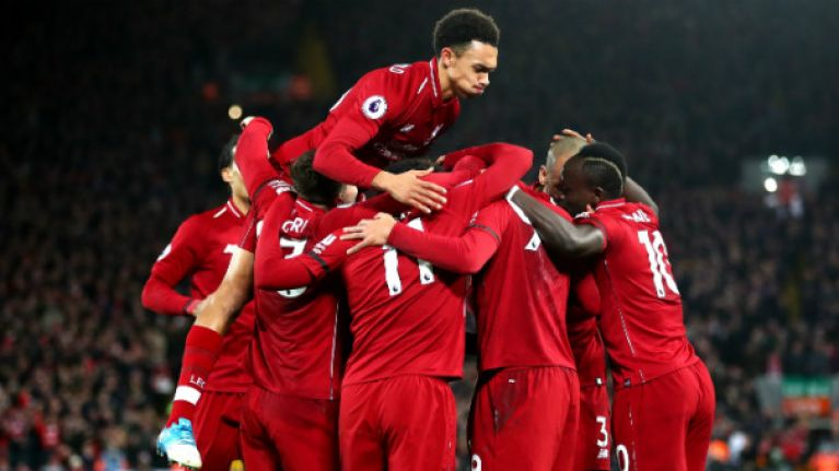 From tears in Kiev to title challengers: How Liverpool turned their Champions League misfortune into motivation