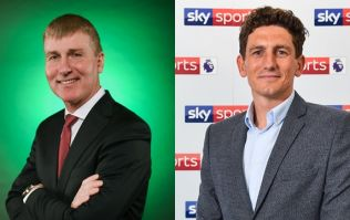 Stephen Kenny includes Keith Andrews on Ireland U-21 coaching team