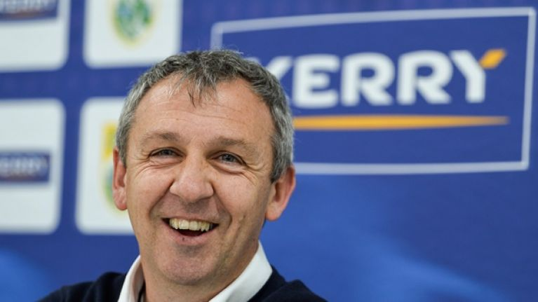 Peter Keane names his first team as new Kerry boss
