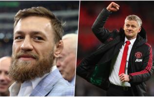 Man United winning streak inspires passionate response from Conor McGregor