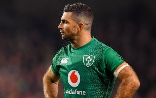 Next time you slate a professional athlete, consider Rob Kearney's words