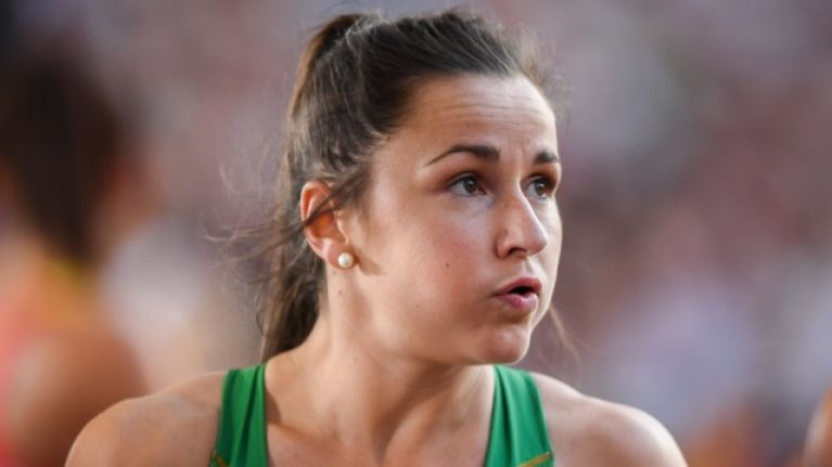 Ireland's fastest woman comes up with cracking win to kick off season in style