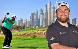 Shane Lowry banks another tidy wedge after incredible finish in Dubai