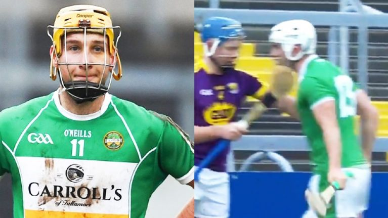 Aaron Gillane and Limerick are pure steel and fight, bad as it gets for Offaly, Kilkenny are back