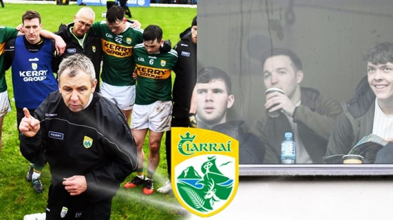 Kerry fans licking their lips as newcomers do the business
