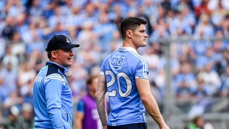 Jim Gavin leaves a spot open on Dublin panel for Diarmuid Connolly return