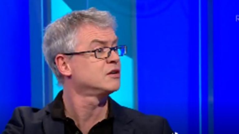 'Are you going to argue with me over everything' - Joe Brolly and Joanne Cantwell go head-to-head