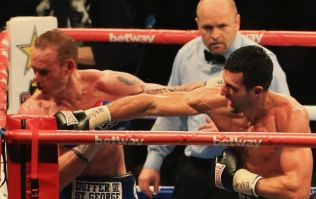 Carl Froch criticised for reaction to George Groves' retirement