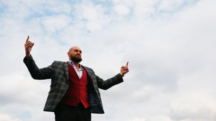 Deontay Wilder vs. Tyson Fury II reportedly set for Barclays Center before summer