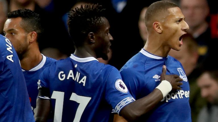 Idrissa Gueye hands in transfer request after stingy PSG offer
