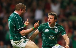 QUIZ: Can you name the top 10 try scorers in Irish Rugby history?