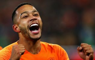 Former United winger Memphis Depay open to returning to Manchester