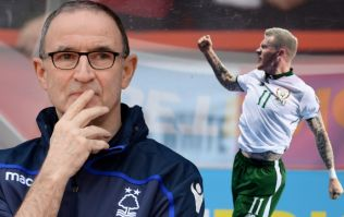James McClean's reunion with Martin O'Neill reportedly moves step closer