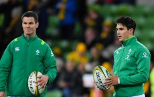 Joey Carbery insists his relationship with Johnny Sexton hasn't changed since interpro