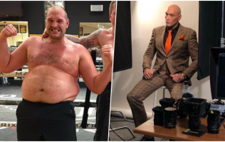 Tyson Fury's physical transformation is verging on the ridiculous now