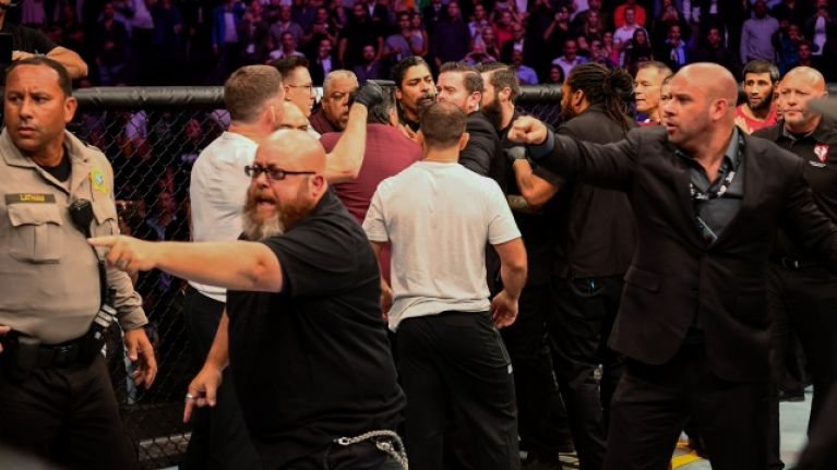 Manager fuming at disparity between fines for Khabib Nurmagomedov and Conor McGregor