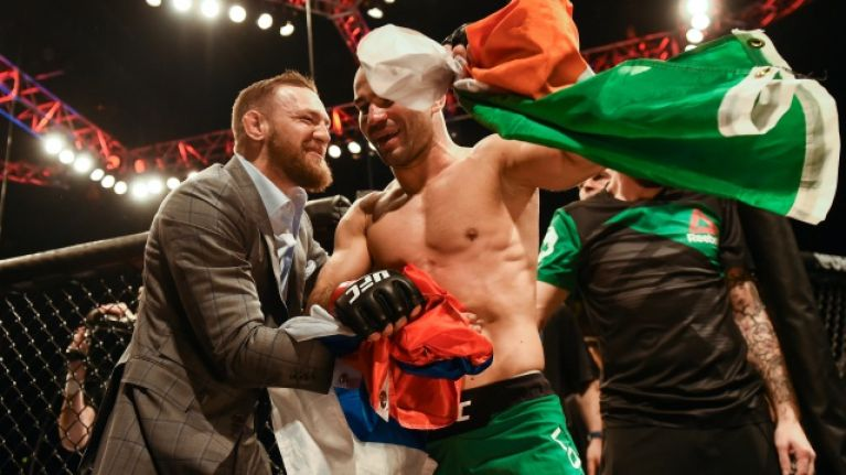 Artem Lobov released by UFC after request