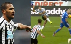 Salomon Rondon widely praised after brilliant show of sportsmanship