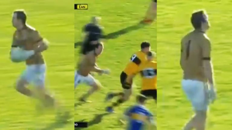 Fly goalie gets caught out by lethal shooter in All-Ireland semi