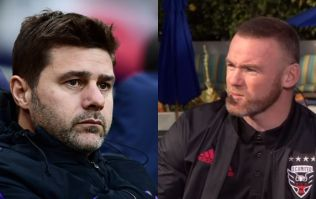 "Wayne Rooney wants Manchester United to ""go all out"" and appoint Mauricio Pochettino"