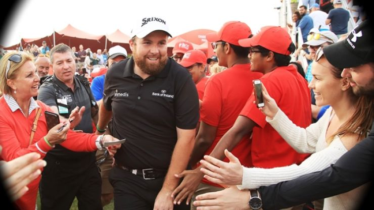 Shane Lowry set for huge world rankings boost on Monday