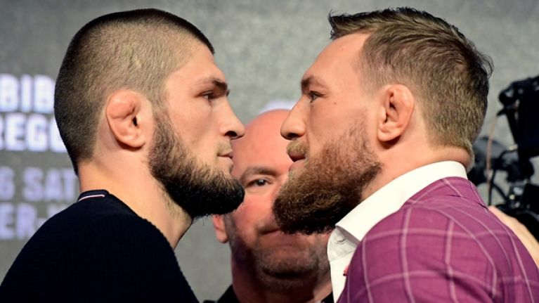 White 'would have no problem' with McGregor showing up at UFC 242