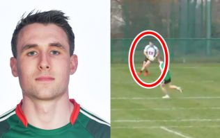 Paddy Durcan the saviour in another jersey this time as Kildare sharpshooter inspires Maynooth