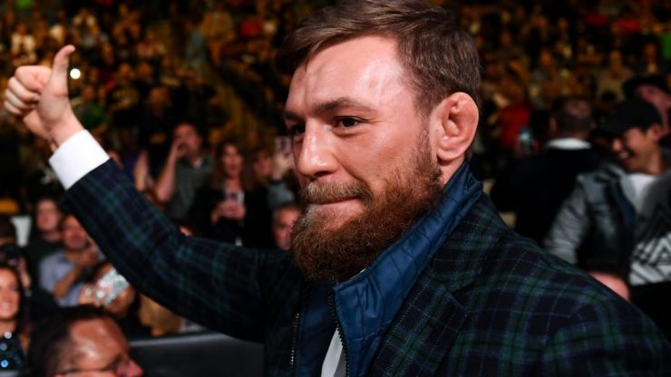 'If Tony can't take the Khabib fight, Conor McGregor would make a lot of sense'