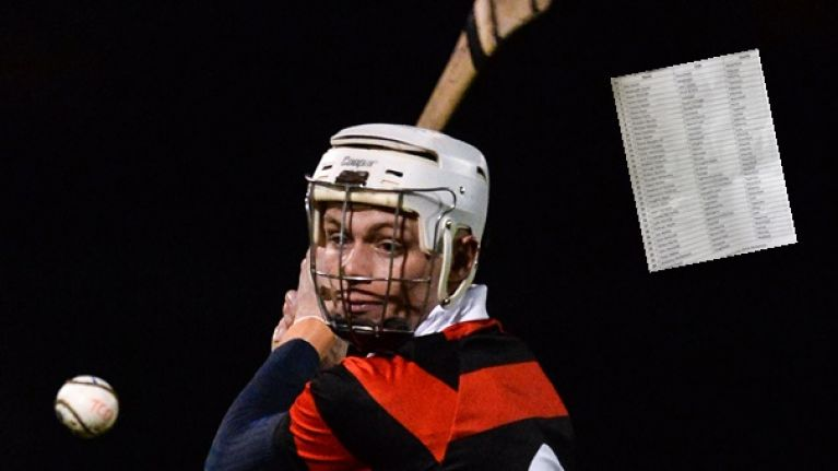 Trinity set Fitzgibbon Cup alight on first day but this week looks even tastier