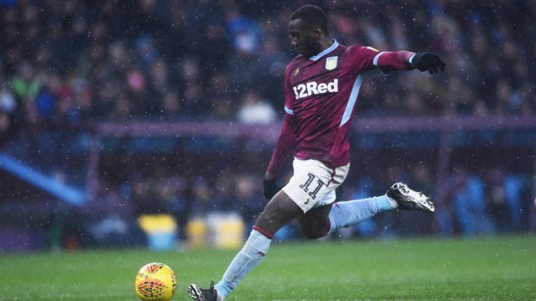 Aston Villa to end Yannick Bolasie's loan and send him back to Everton