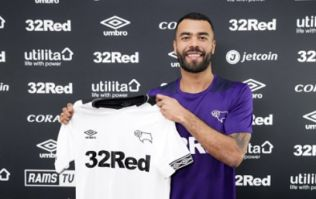 Ashley Cole rejoins Frank Lampard at Derby County on short term contract