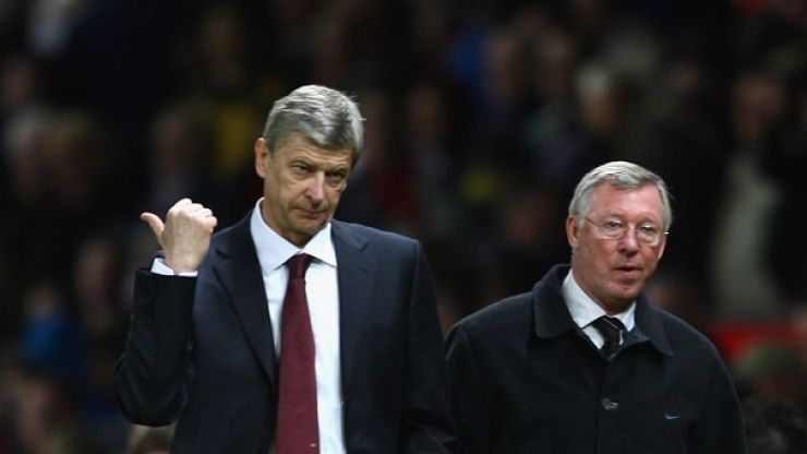 Emmanuel Petit elaborates on relationship between Ferguson and Wenger