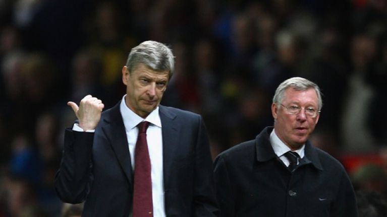 Emmanuel Petit elaborates on relationship between Ferguson and Wenger
