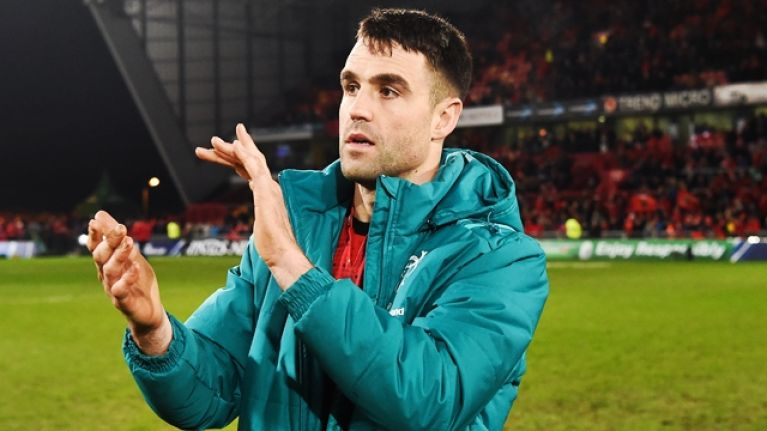 Conor Murray to roar into Six Nations after jarring Exeter experience