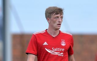Chris Forrester has had his contract terminated by Aberdeen
