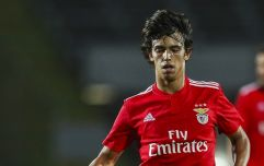 Manchester United set to battle Liverpool for Benfica starlet Joao Felix