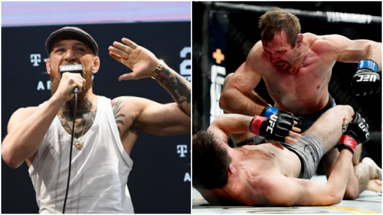 Donald Cerrone explains how Conor McGregor's trash talk is different