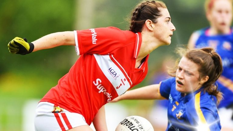 """There is growing support all over the country"" - Cork star on ladies football's growth"