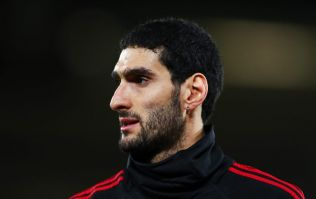 Marouane Fellaini agrees Manchester United exit to become one of world's highest paid players