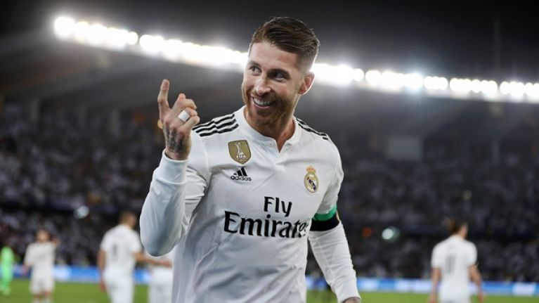 save off e2108 dc0f8 Amazon Prime announce new Sergio Ramos documentary series ...