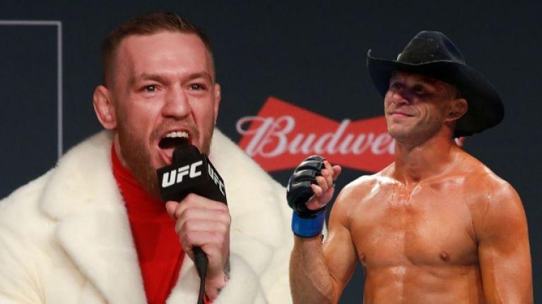 """Coach reveals Conor McGregor vs. Donald Cerrone """"might be in the pipeline"""""""