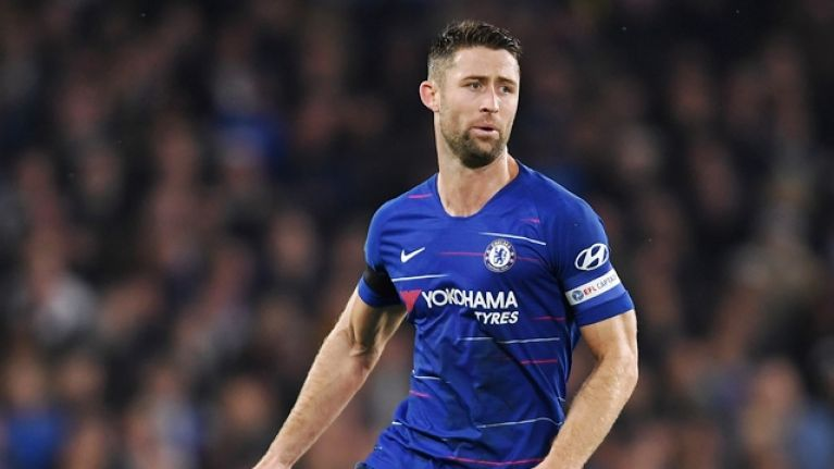 """Gary Cahill """"turned down a move to Juventus"""""""