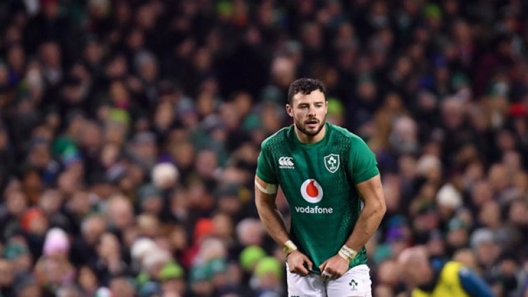 Ronan O'Gara weighs in on whether Robbie Henshaw should stay at full-back
