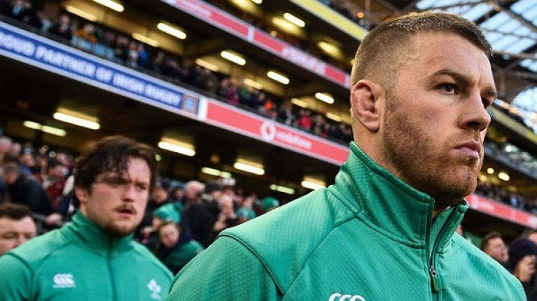 The four changes Joe Schmidt should make for the Scotland game