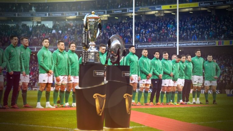 Joe Schmidt name-checks five players when asked for positives after England defeat