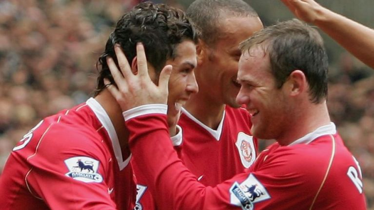 Ole Gunnar Solskjaer believes Manchester United may already have their new Ronaldo and Rooney