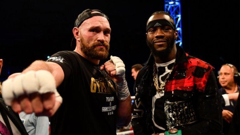 Purse bid for Deontay Wilder vs. Tyson Fury rematch postponed